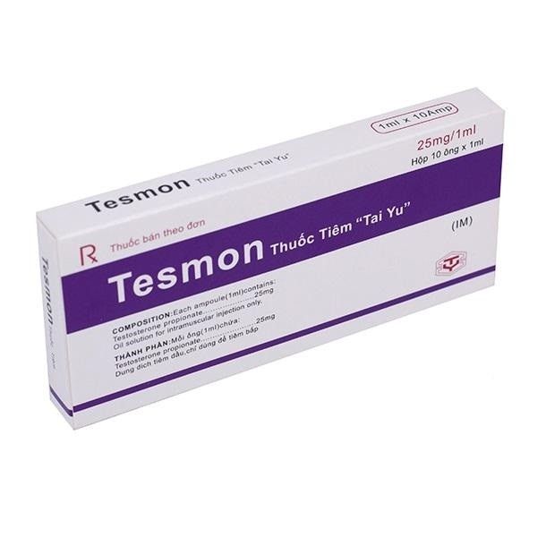 "Tesmon Injection ""Tai Yu"" - Đài Loan"