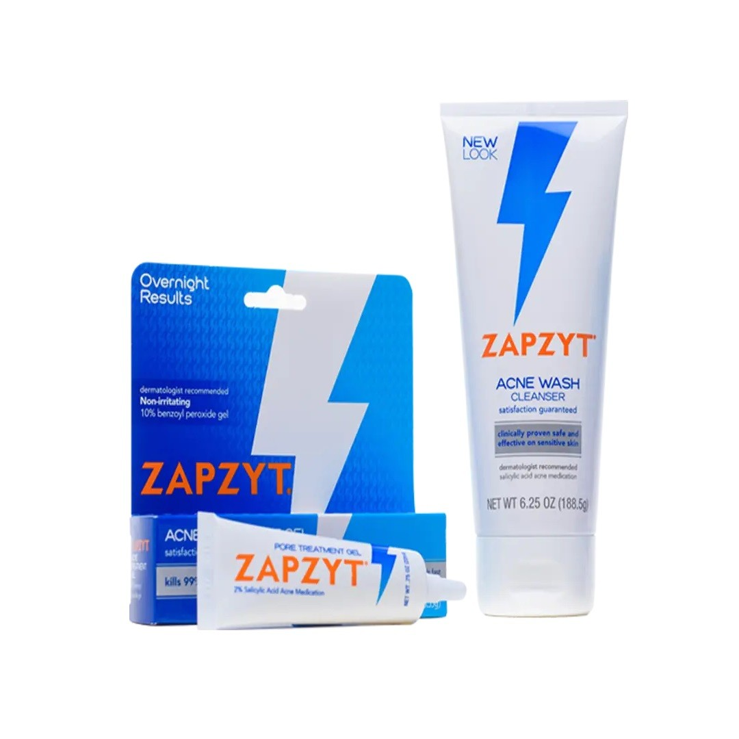Gel trị mụn Acne Treatment Gel – Zapzyt, USA (Mỹ)