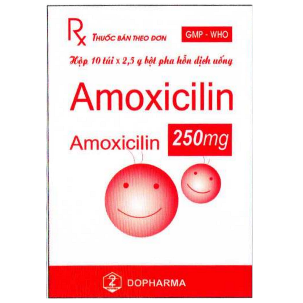 AMOCIXILIN 250MG - DPTW2