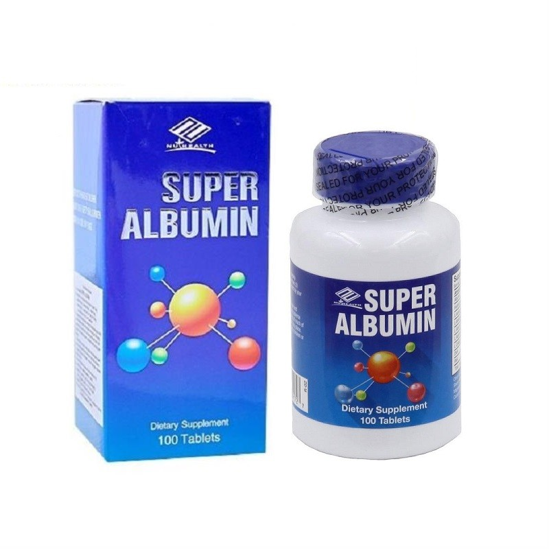 Super Albumin - USA