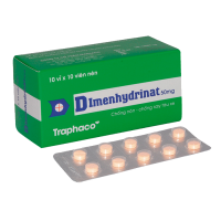 Dimenhydrinat 50mg - Traphaco