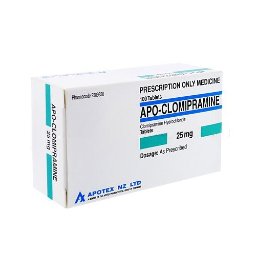 Apo - Clomipramine - Apotex Pharmaceutical New Zealand