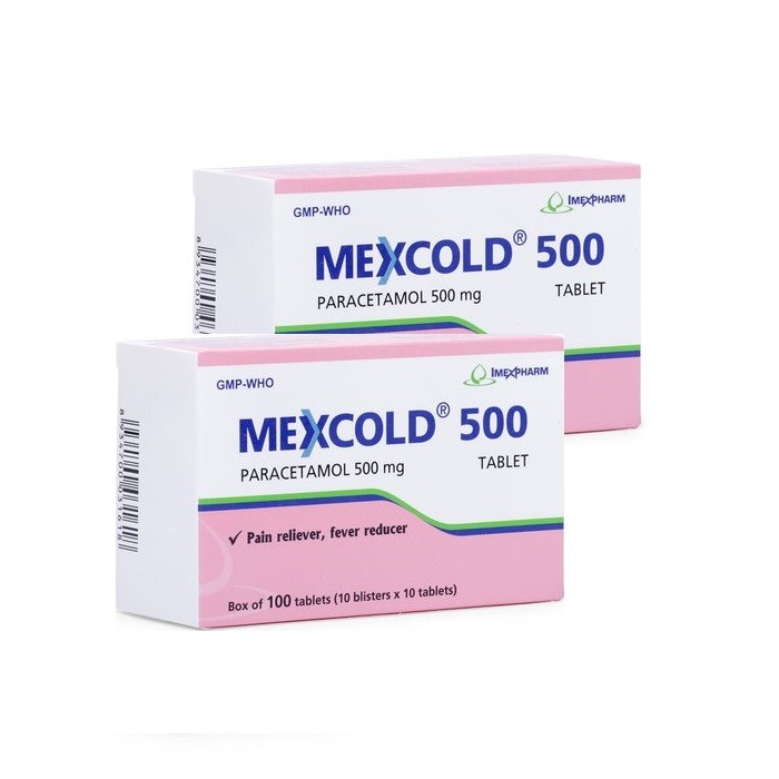Mexcold 500 - Imexpharm