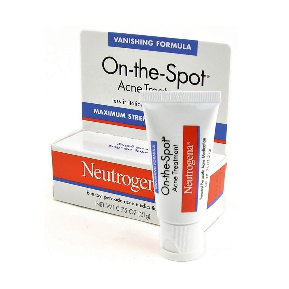 Kem Trị Mụn Neutrogena On The Spot Acne Treatment - USA (Mỹ)